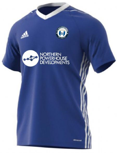 Official FCHT  CHILD Replica Home shirt 17/18